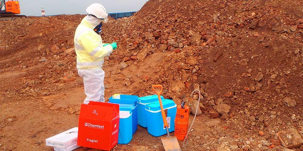 JGP - Contaminated land assessments