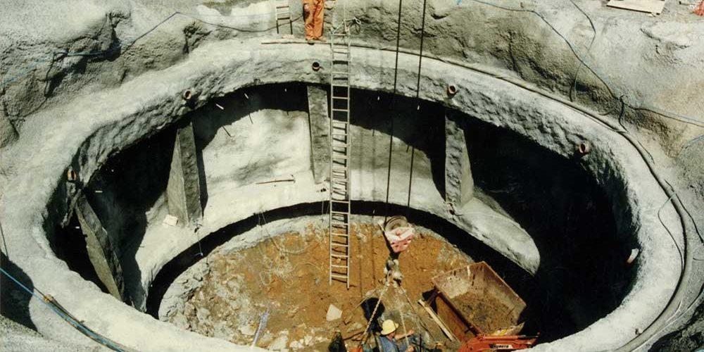 JGP - Civil Engineering - Gunnislake Shaft