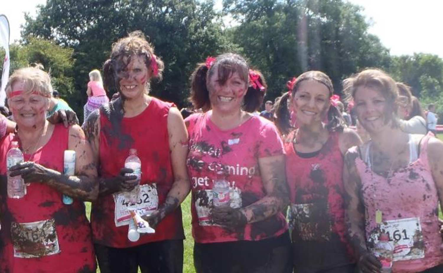 Running for Cancer Research UK