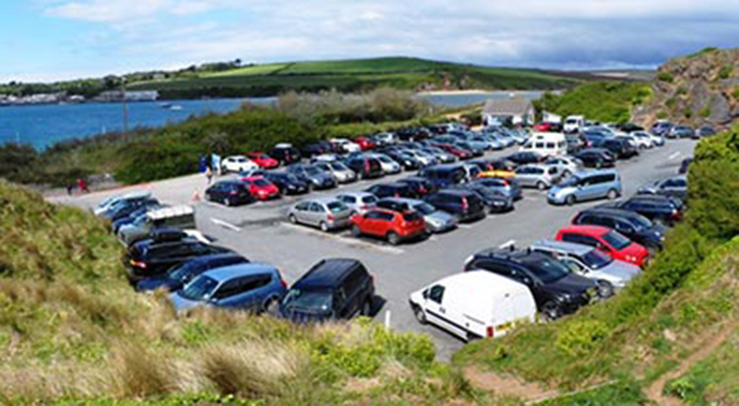 Rock Car Park Expansion
