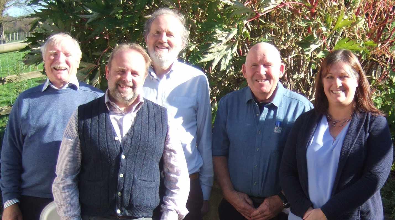 Speakers at the Dartmoor Society Debate 2018